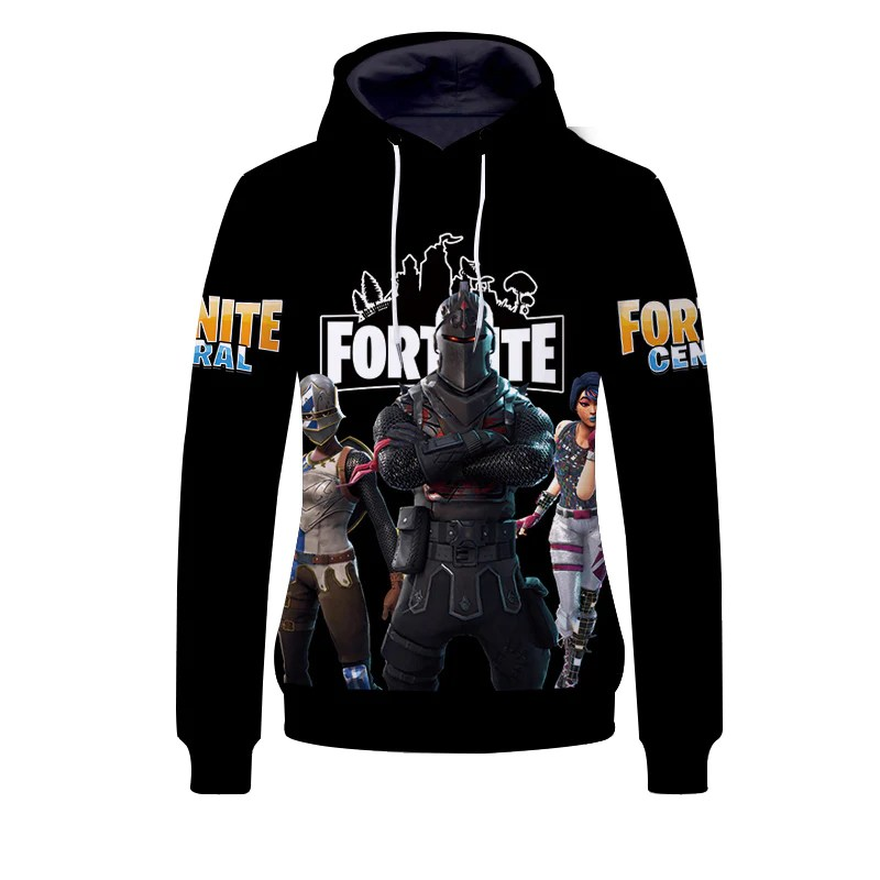 Pullover Hoodie From Pink Unisex Youth Fortnite Hoodie Casual Sweatshirt Uhoodie
