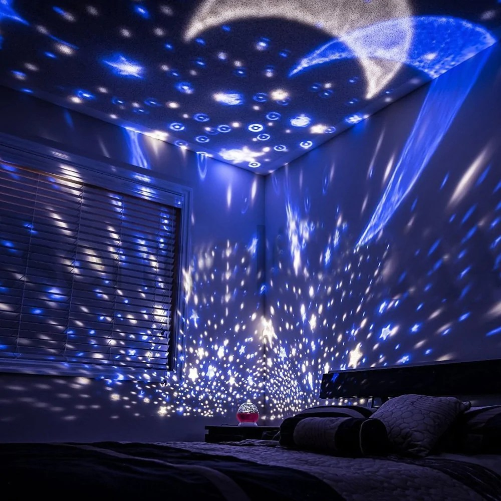 Night Light With Stars On Ceiling Starry Ceiling Night Light Projector