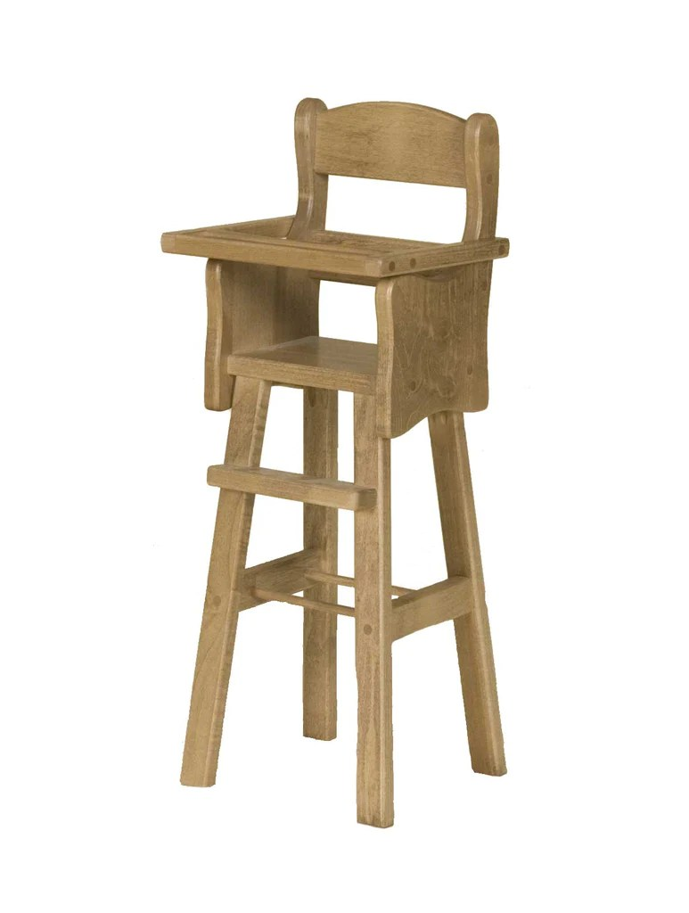 Large Of Wooden High Chair