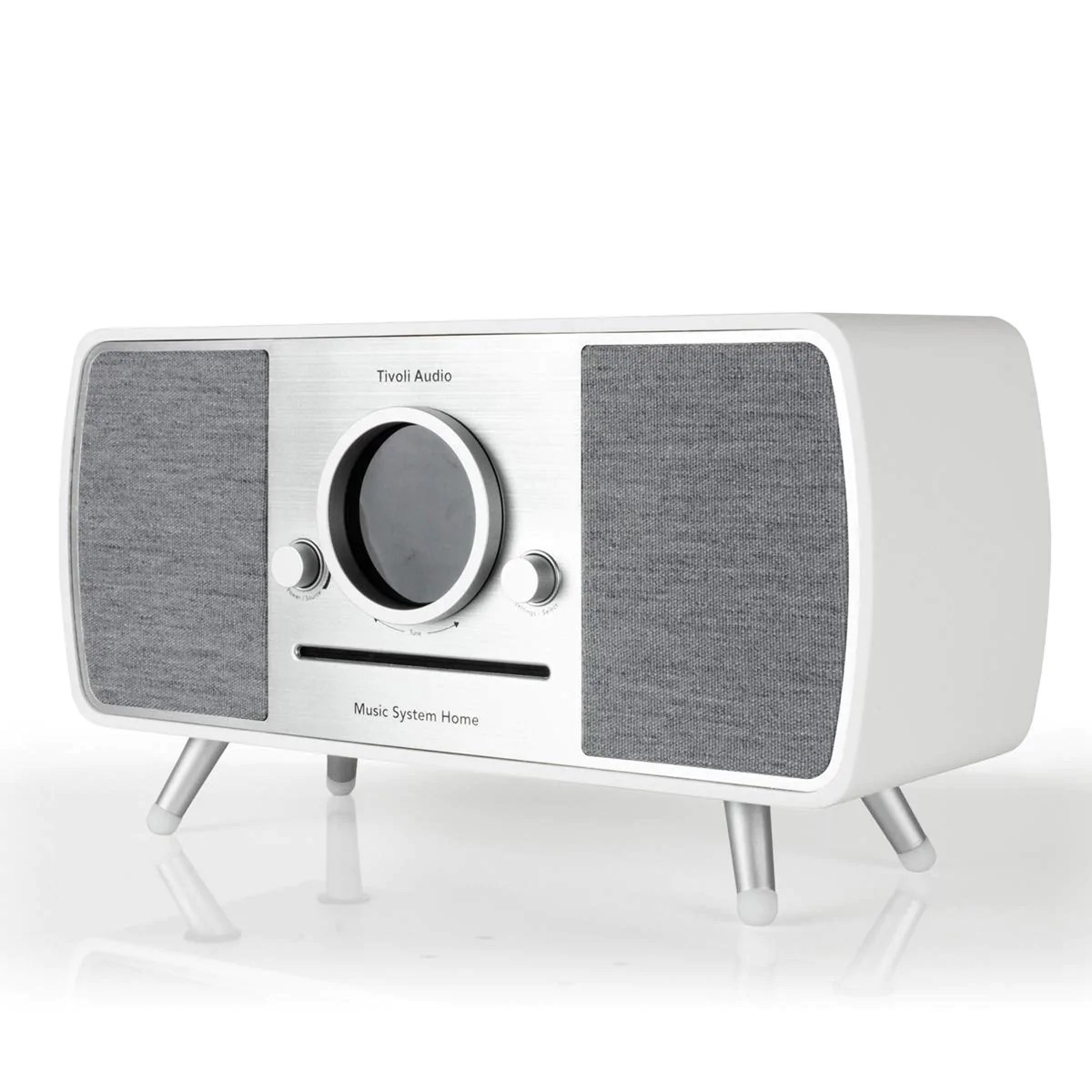 Tivoli Audio Yellow Tivoli Music System Home White