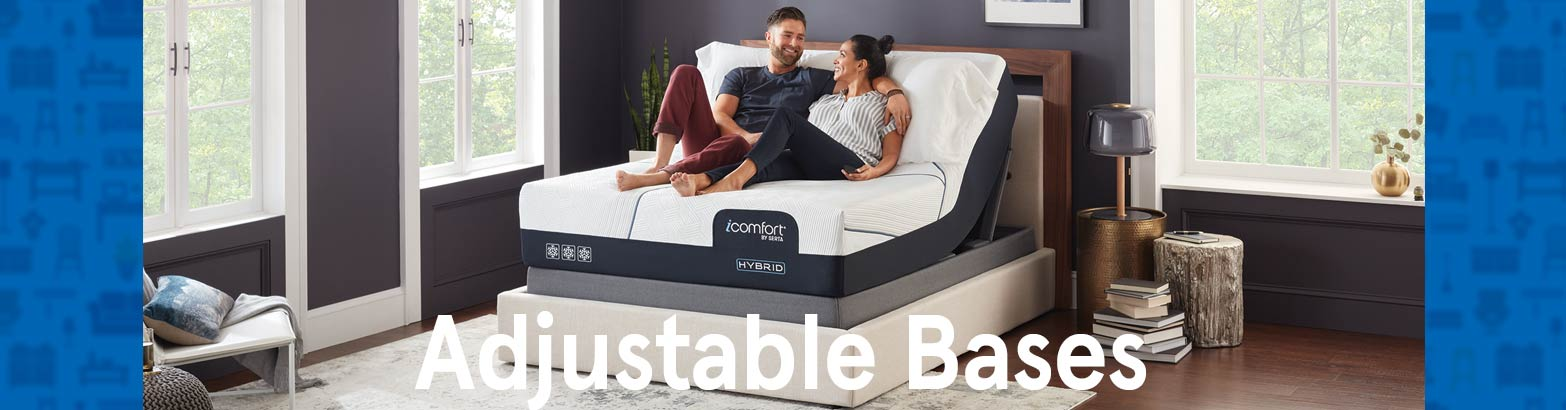 Electric Bed King Size Adjustable Beds Furniture Fair Cincinnati Dayton
