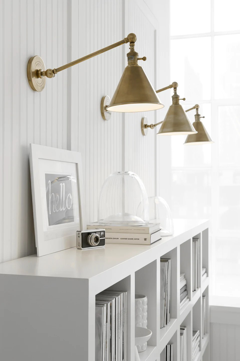 Library Furniture Australia Boston Functional Single Arm Library Light Laura Kincade Australia