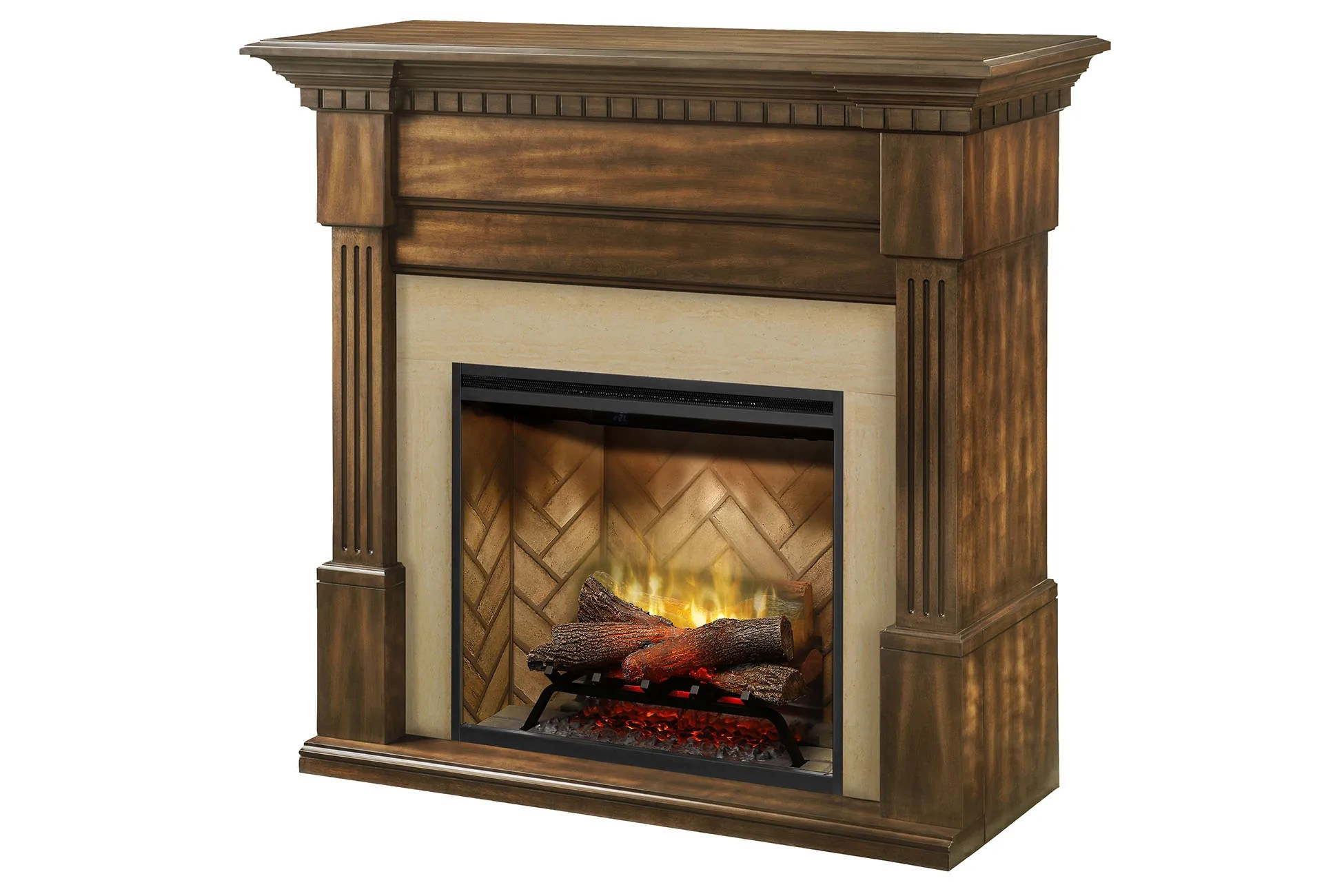Plug In Electric Fireplaces Dimplex Electric Fireplaces Inserts Mantel Packages Media