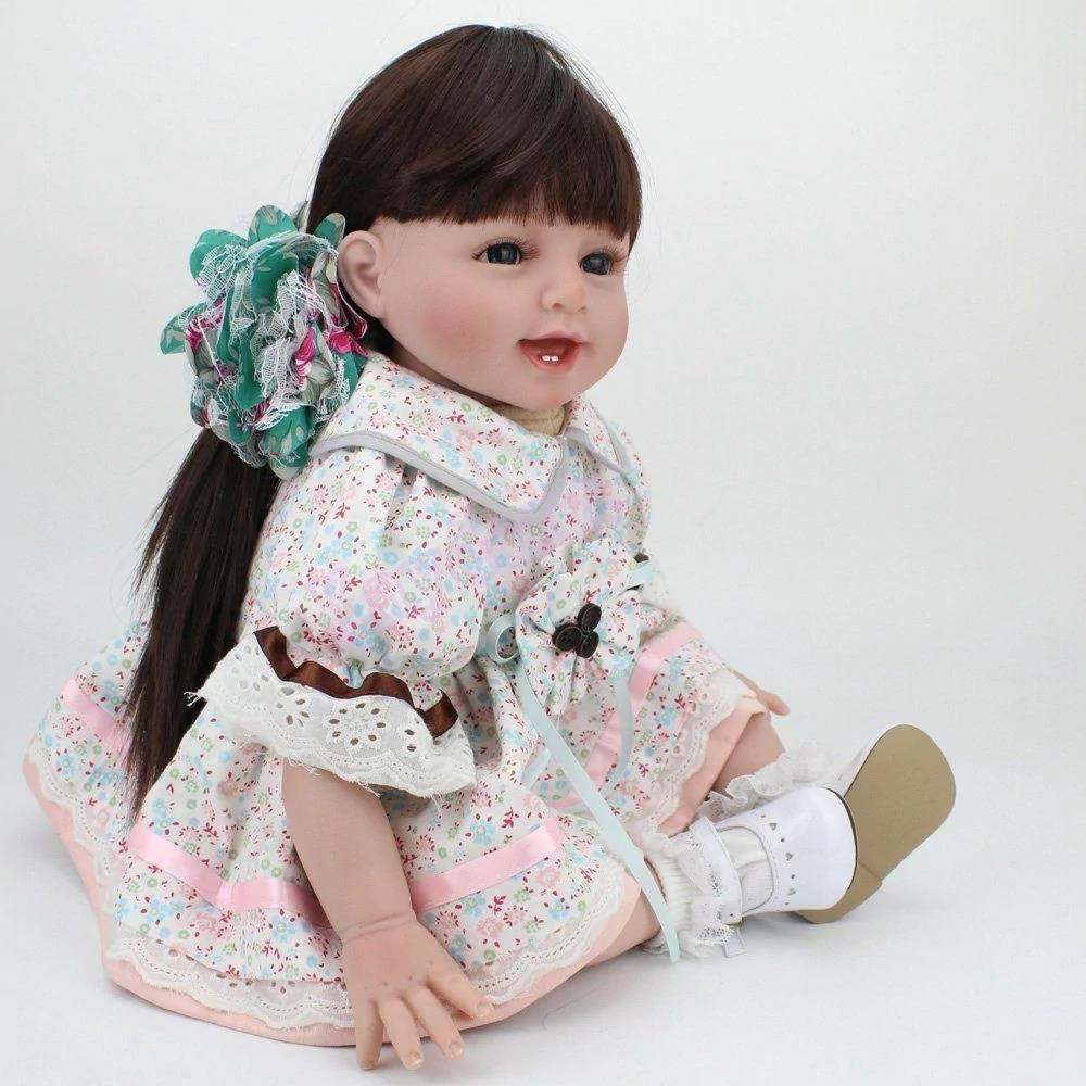 Toddler Fake Babies Fake Babies That Look Real 22 Inch Baby Doll For Kids