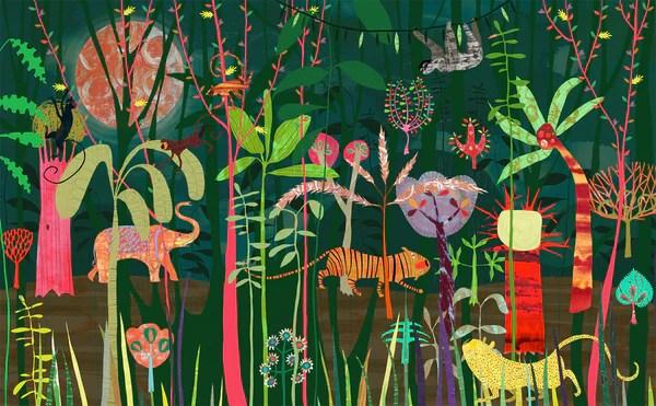 Fall Wallpaper Pintrest Prints Jungle Anne Wilson