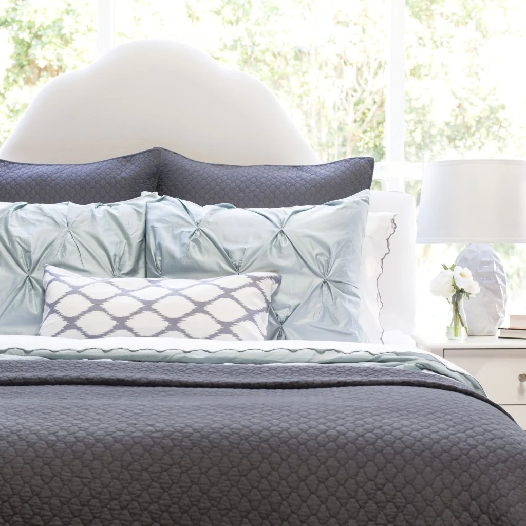 Showy Bedding Bedroom Inspiration Sham Cloud Charcoal Grey Crane Canopy What Is A Euro Sham Bedding Decor Cloud Charcoal Grey Quilt Shamduvet Cover Charcoal Quilt photos What Is A Sham Bedding