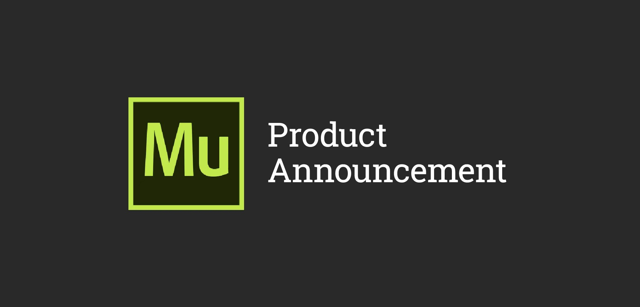 Adobe Photo The Final Release Of Adobe Muse March 2018 End Of Development