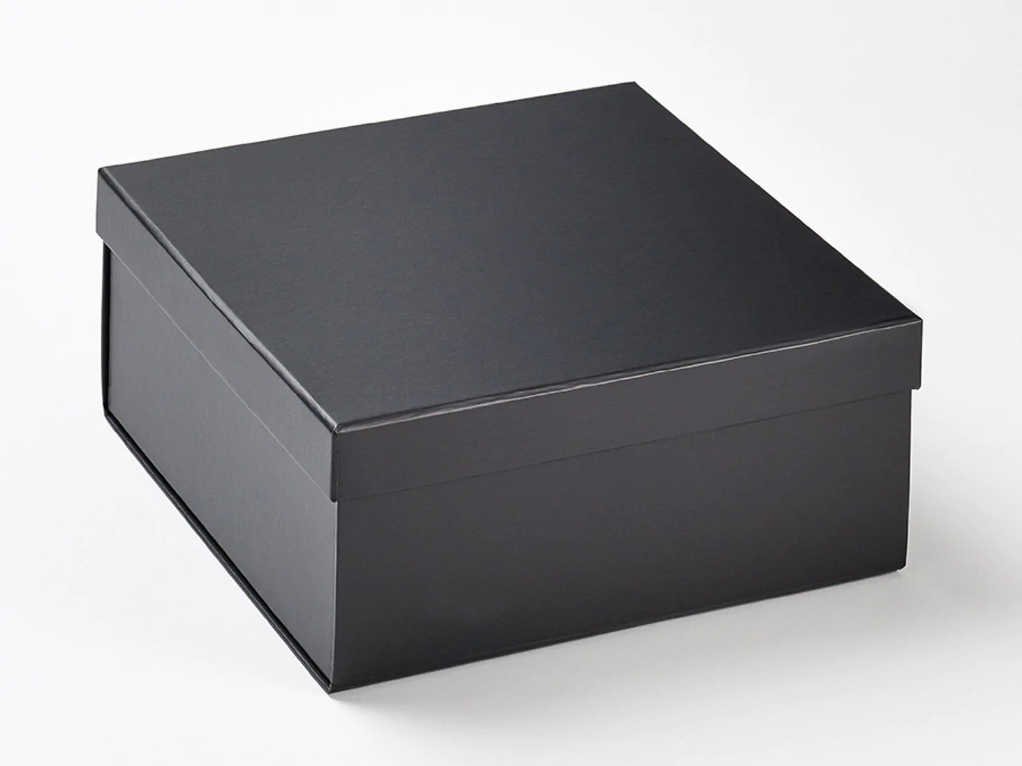 Black Gift Boxes Black Medium Lift Off Lid Gift Boxes