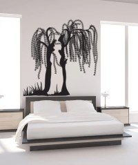 Vinyl Wall Decal Sticker Optical Illusion Tree #OS_DC778 ...