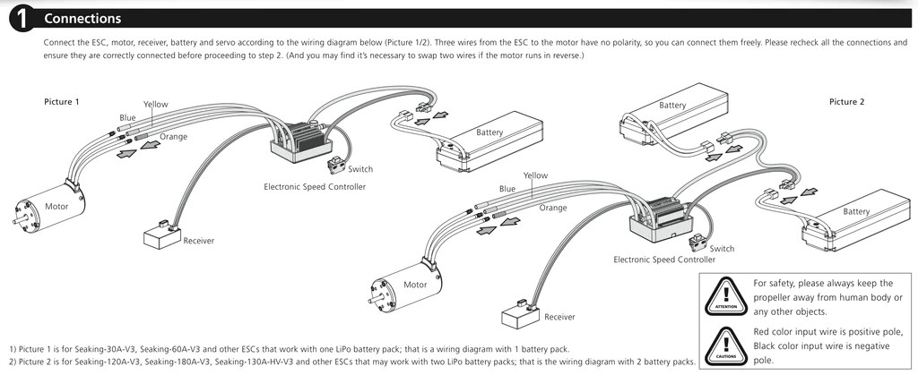 lipo battery pack wiring diagram
