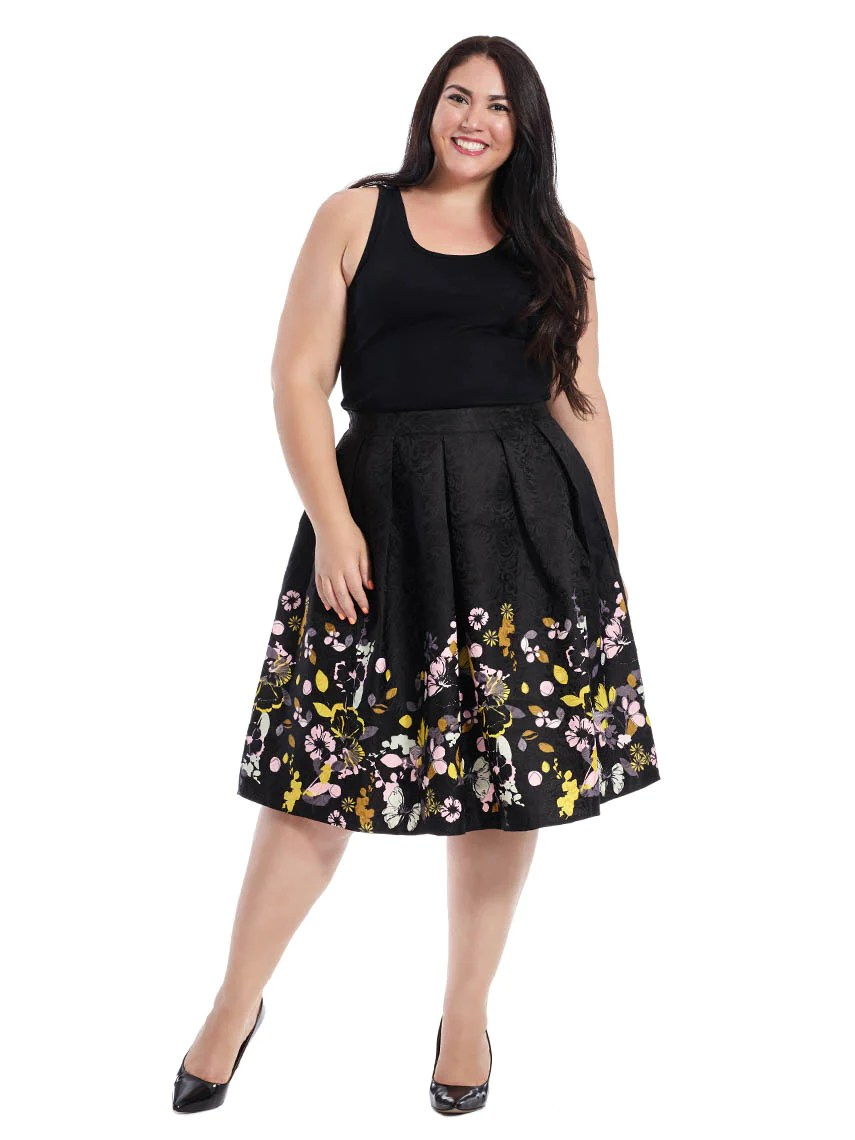 Party Chic Garden Party Skirt