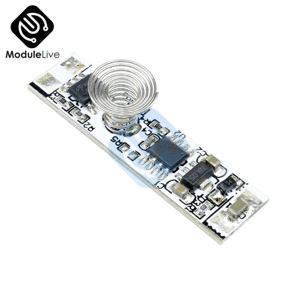 9v 24v 30w 3a Touch Switch Capacitive Sensor Module Led Dimming Contro Bargain Industries