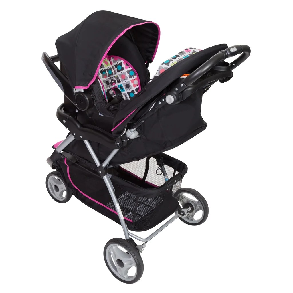 Newborn Baby Buggy Reviews Ez Ride 35 Travel System Bloom Walmart Exclusive