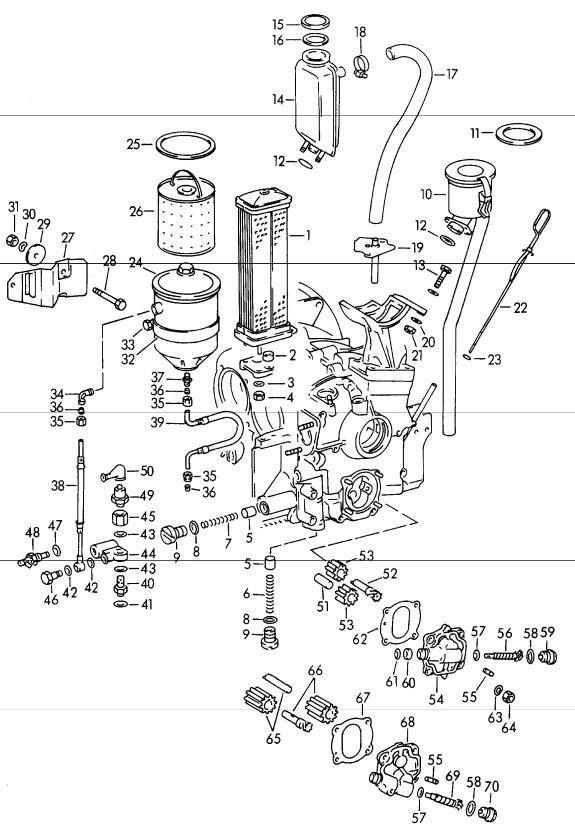 1968 vw karmann ghia wiring diagram