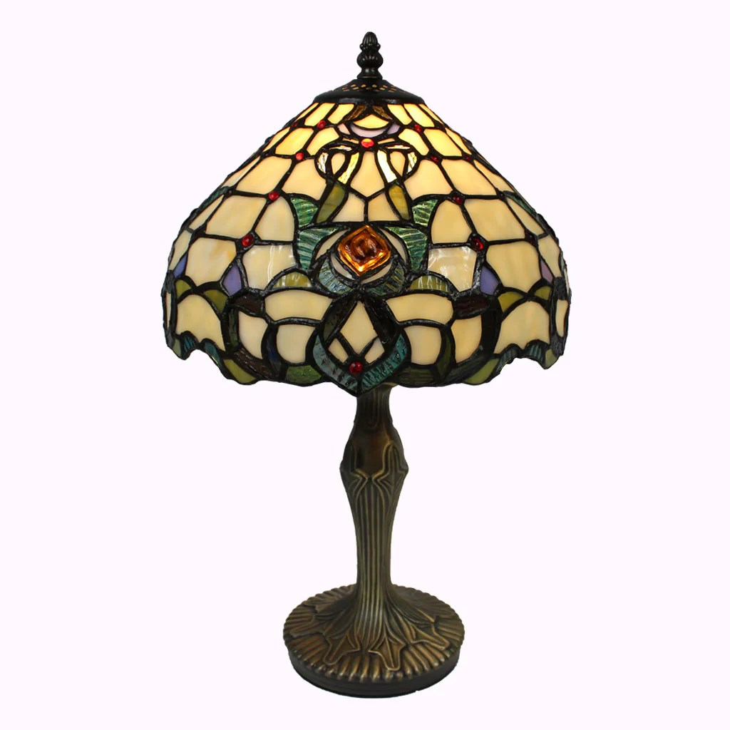 Glass Lamp Tables Ireland Irish Gifts For The Home Large Dublin Tiffany Table Lamp Memory