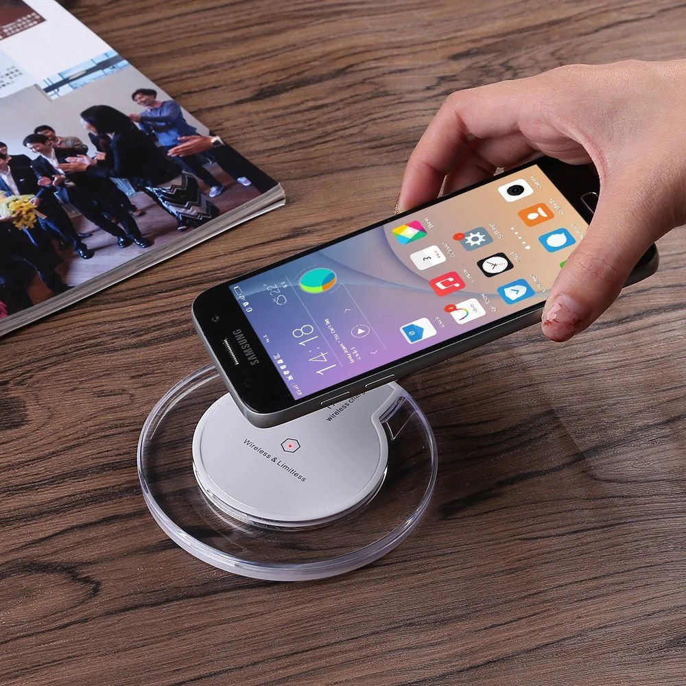 Qi Laden Qi Wireless Charging Station