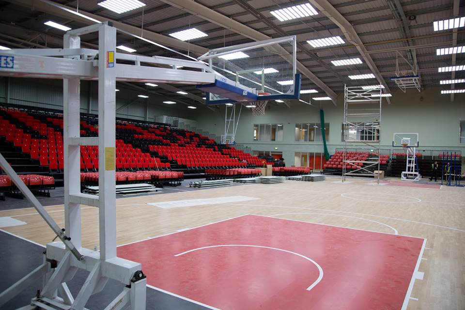 Leicester Riders Get Ready to Welcome Fans to Their New Arena – Hardwood Ventures