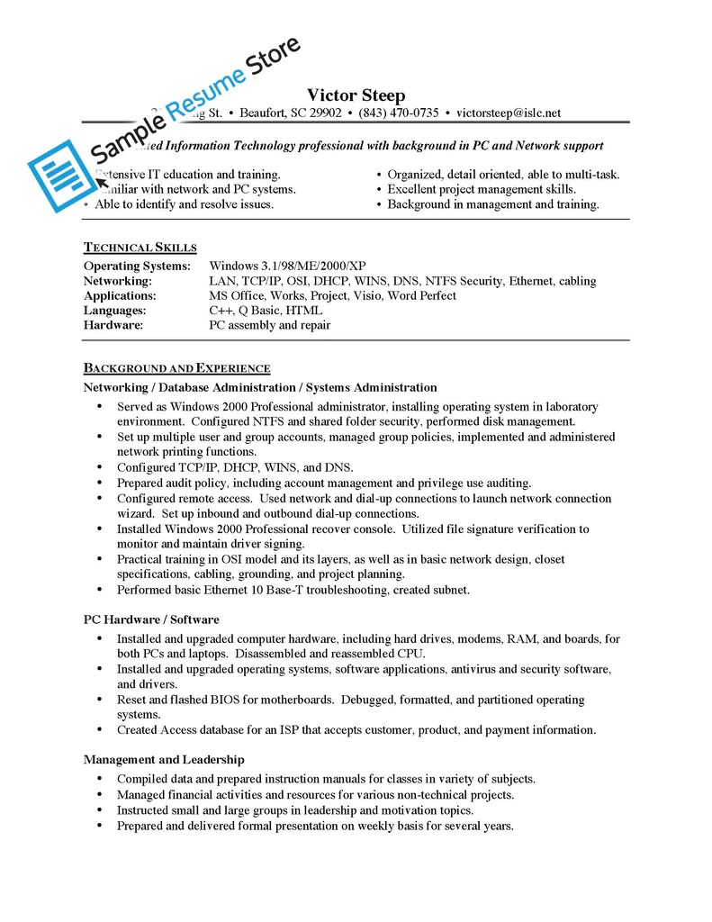 network administrator model resume sample customer service resume network administrator model resume sample network administrator resume 1 network resume samples resume samples database resume