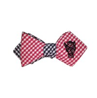 NC State Wolfpack Bow Tie - Made in USA by Olly Oxen
