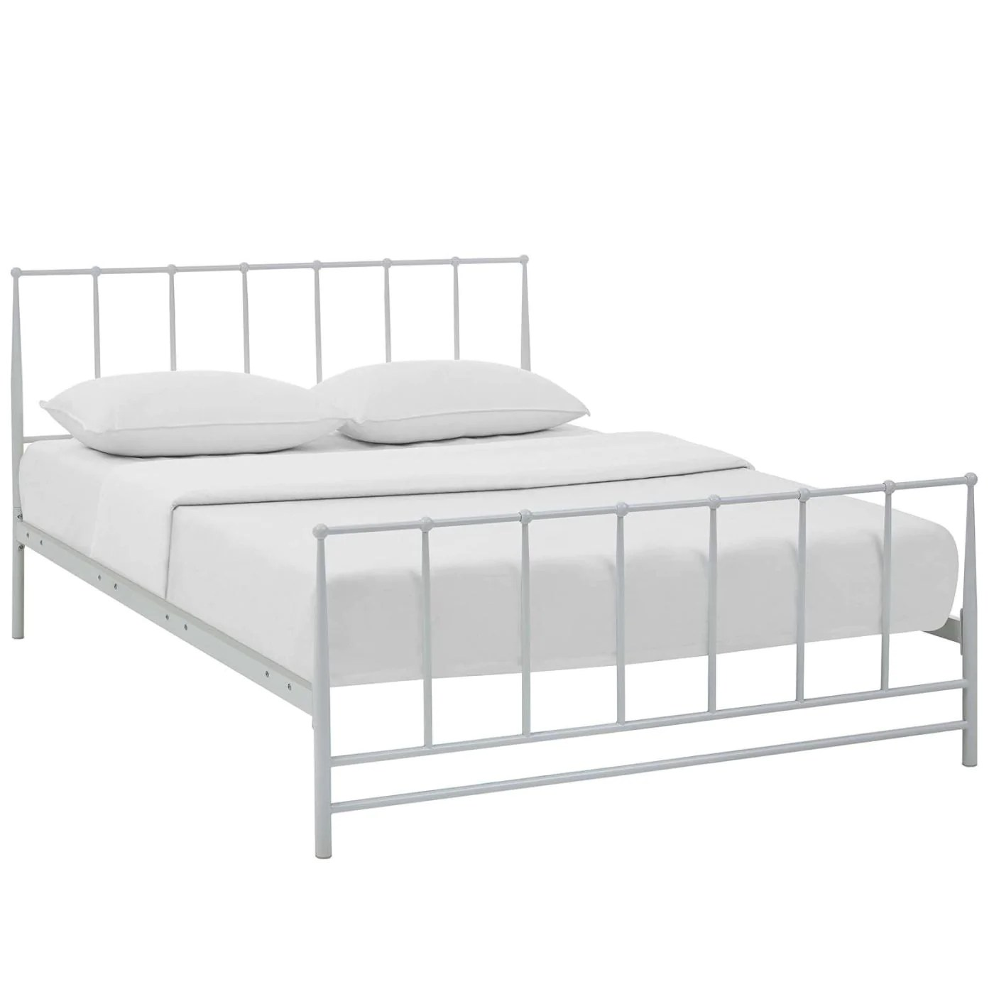 Queen Bed Sale Modway Beds On Sale Mod 5482 Whi Estate Queen Bed Only Only 242 25 At Contemporary Furniture Warehouse