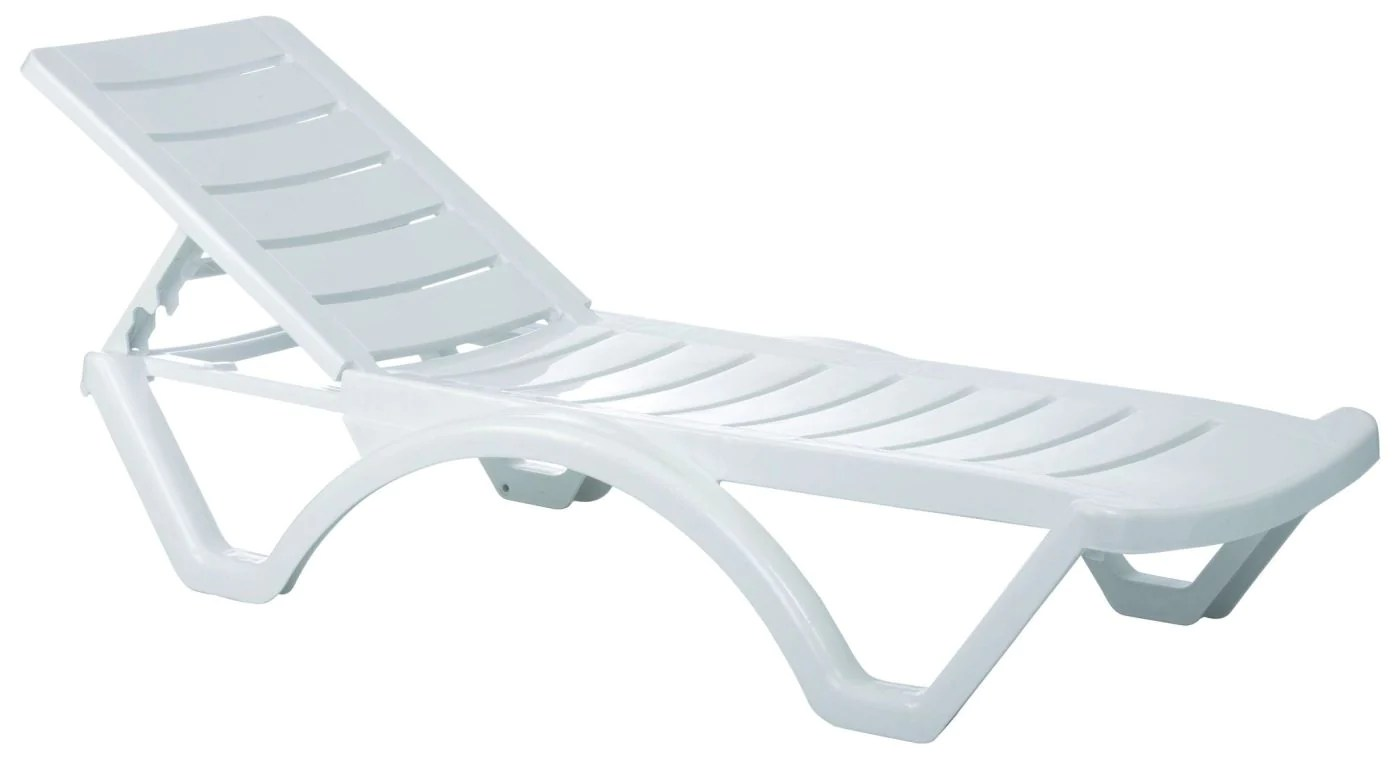 Pool Chaise Lounge Chairs Compamia Aqua Pool Chaise Lounge White Set Of 4 At Contemporary Furniture Warehouse
