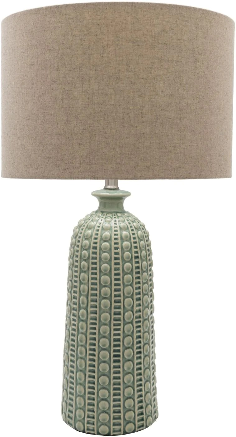 Coastal Lamps Newell Coastal Table Lamp Glazed Natural Surya New200 Tbl At Contemporary Furniture Warehouse