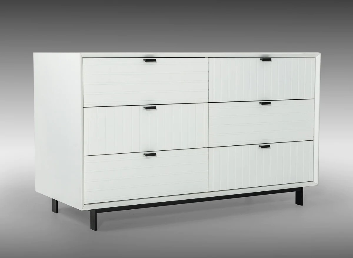 Valencia Buffet Sideboard Vig Furniture Vgmabr 76 Drs Nova Domus Valencia Contemporary White Dresser Sale At Contemporary Furniture Warehouse Today Only
