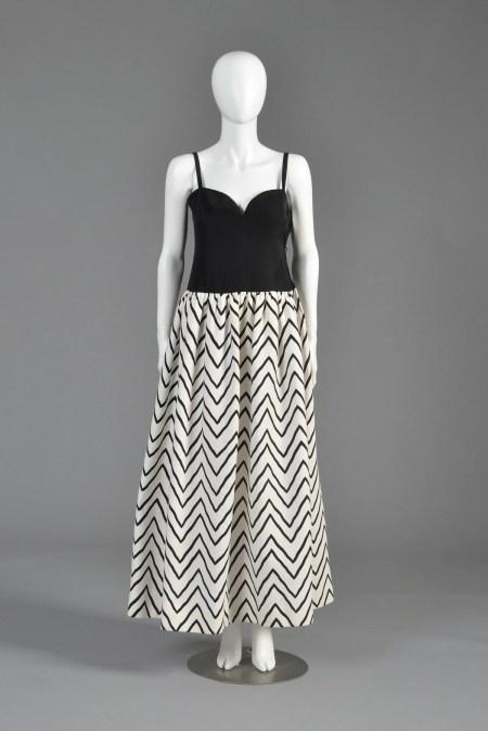 Yves St Laurent Evening Dresses