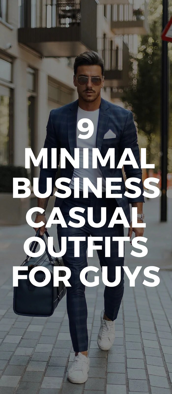 Outfit Business Casual 9 Minimal Business Casual Outfits For Men Lifestyle By Ps