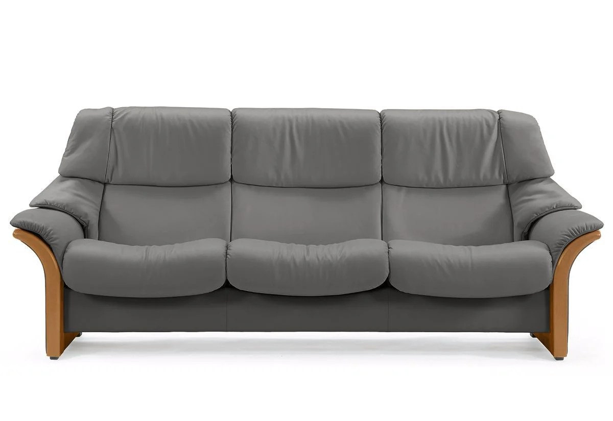 Stressless Amazon Eldorado Sofa High Back Recliner Stressless By Ekornes