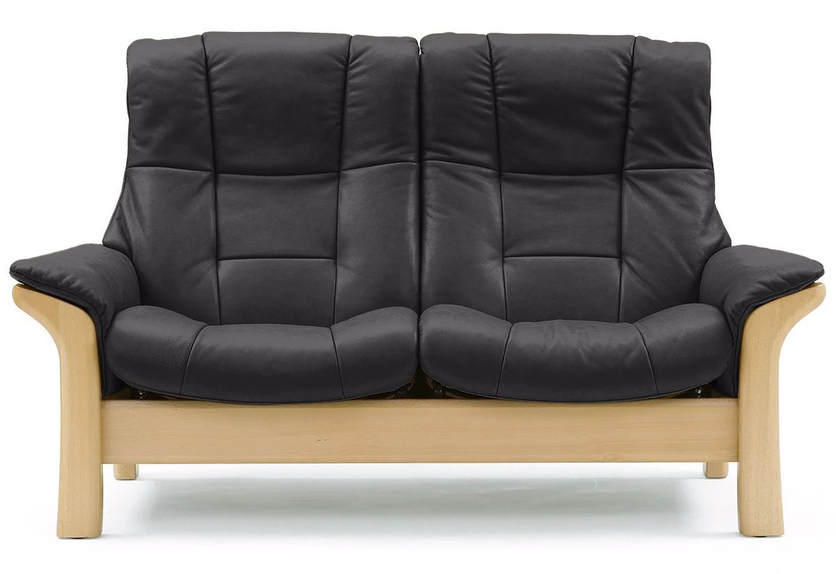 Ekornes Stressless Buckingham Sofa Ekornes Stressless Buckingham L Loveseat High Back