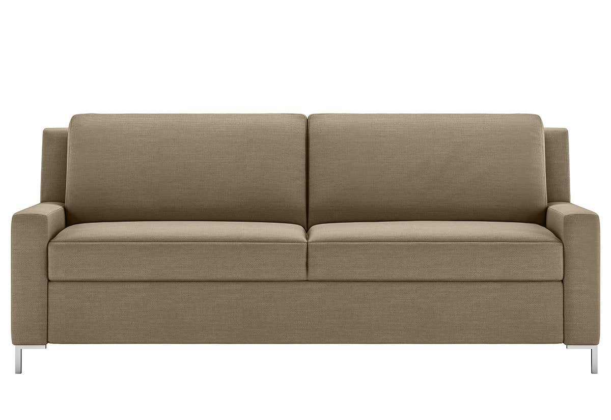 American Sofa Images Bryson Gel Mattress Sleeper Sofa American Leather