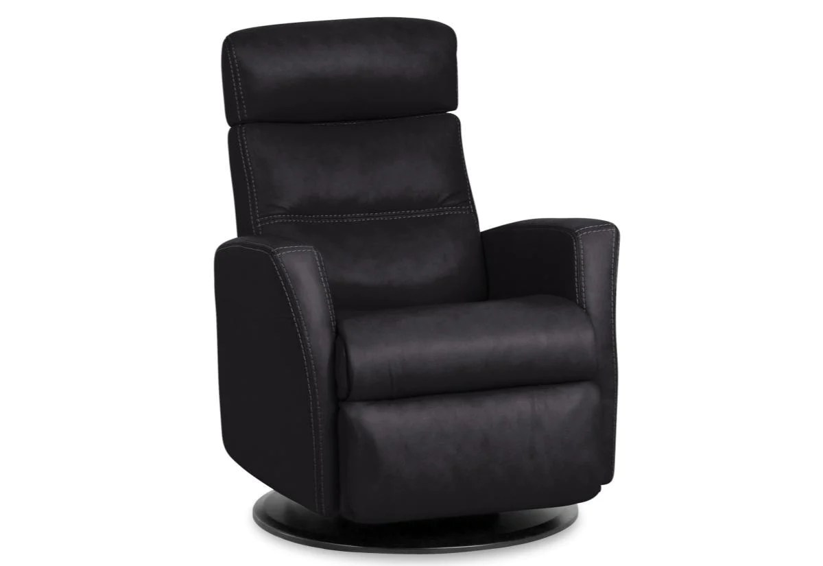 Divani Recliner Chair Divani Relaxer Large Power Recliner Chair Img Sauvage Charcoal Leather