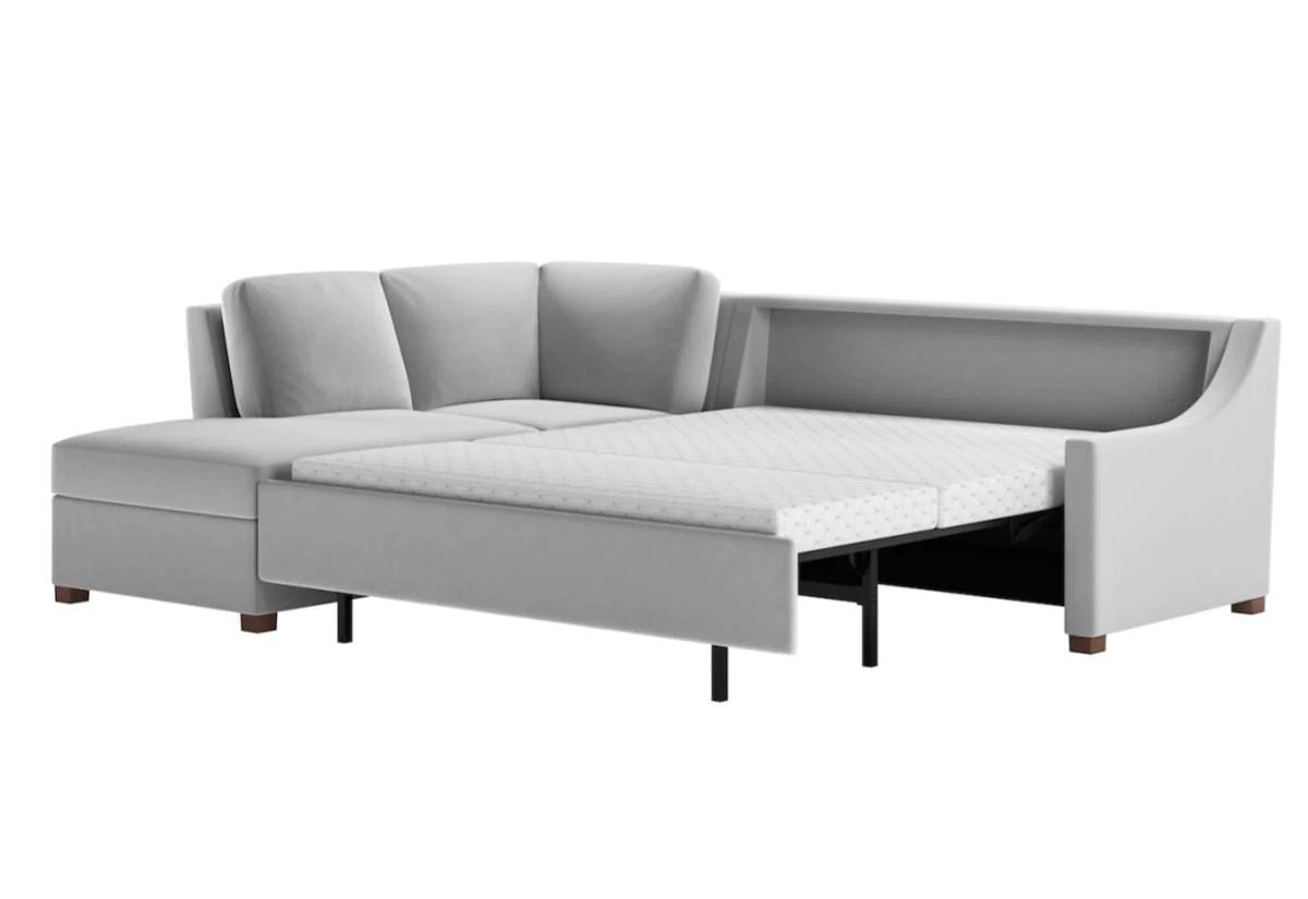 Buy Sofa Bed Online Perry Premier Sectional Sleeper Sofa American Leather