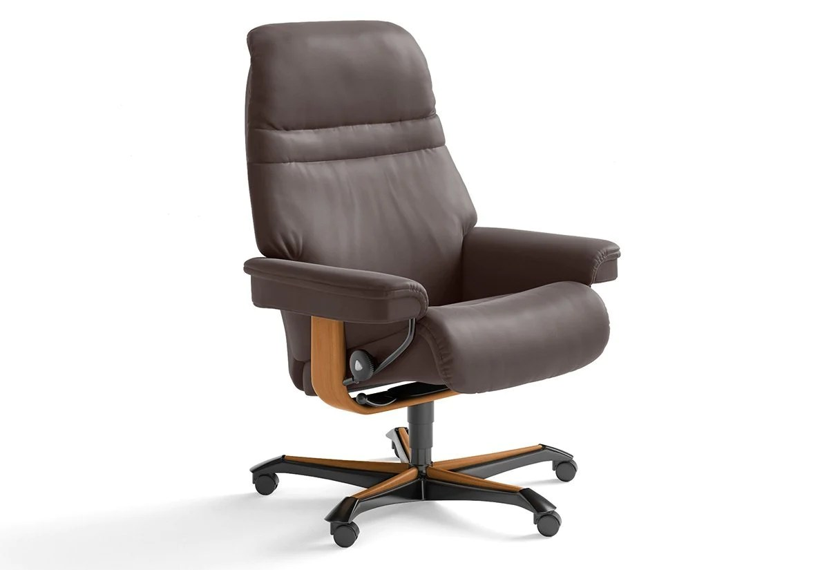 Stressless Amazon Sunrise Office Desk Chair Stressless By Ekornes