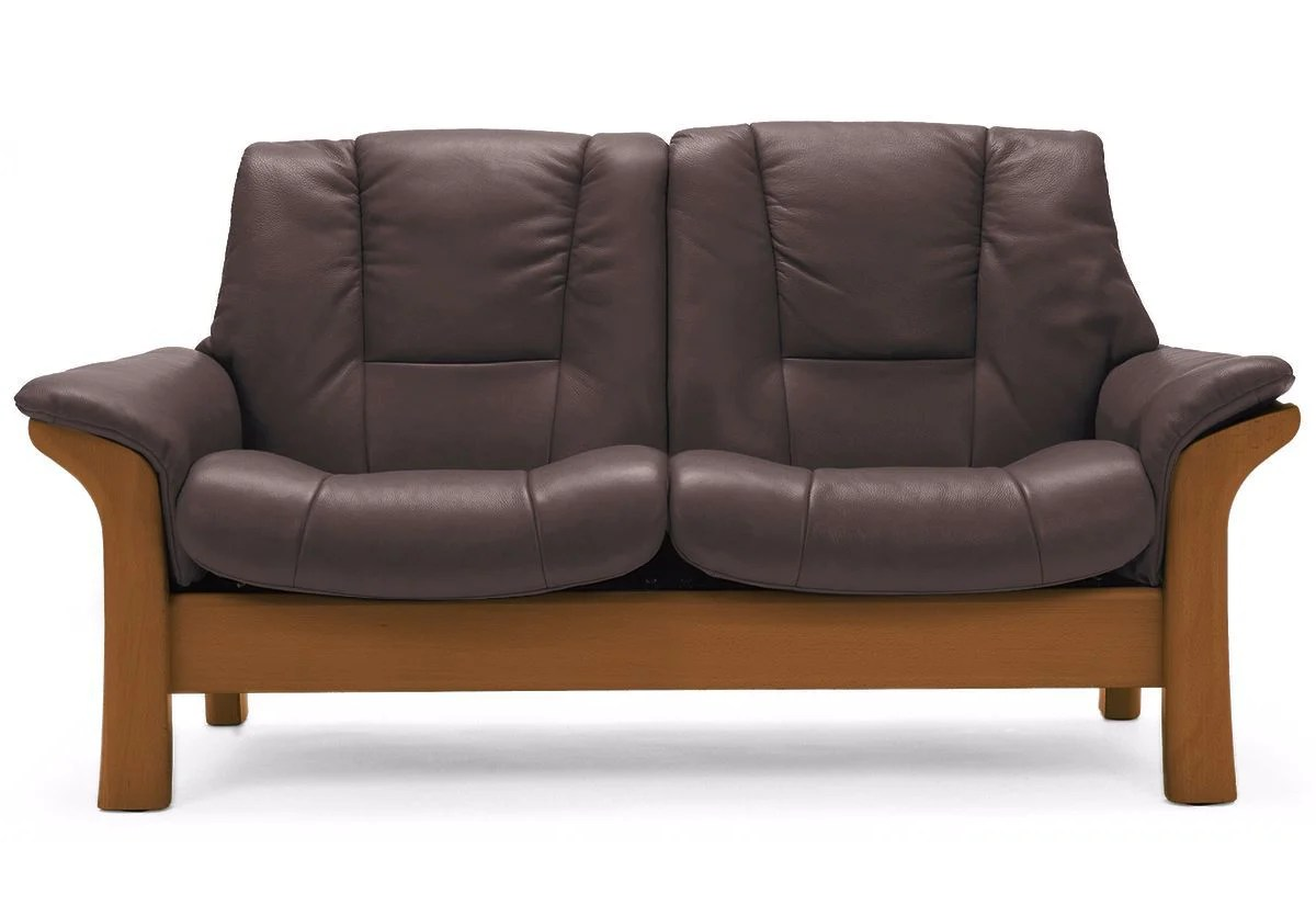 Ekornes Stressless Buckingham Sofa Ekornes Stressless Buckingham L Loveseat Low Back Home