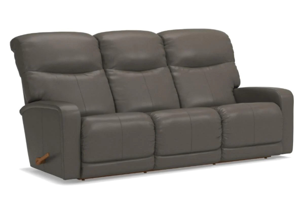 Leather Sofa La Z Boy Levi Reclina Way Full Reclining Sofa La Z Boy