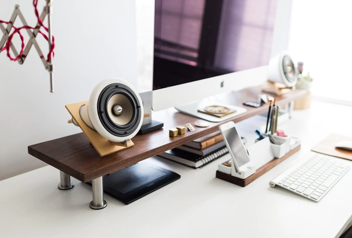 My Simple Monitor Stand That You Can Build For Under 50 Ugmonk