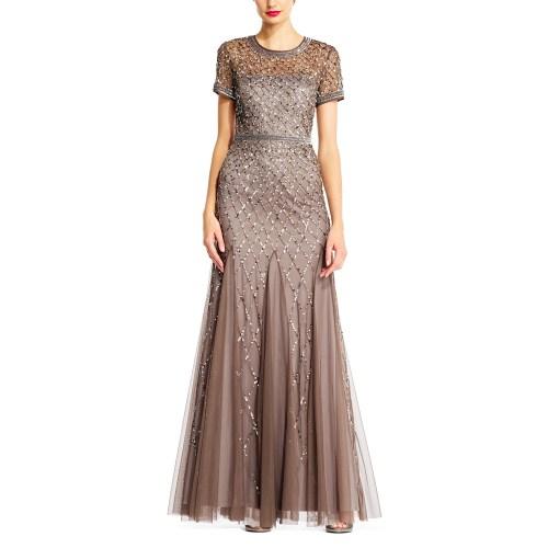 Medium Crop Of Adrianna Papell Dress