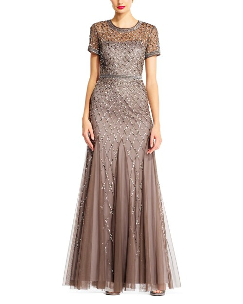 Medium Of Adrianna Papell Dress
