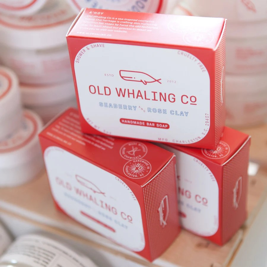 Cucina Bar Soap Old Whaling Company The Beehive