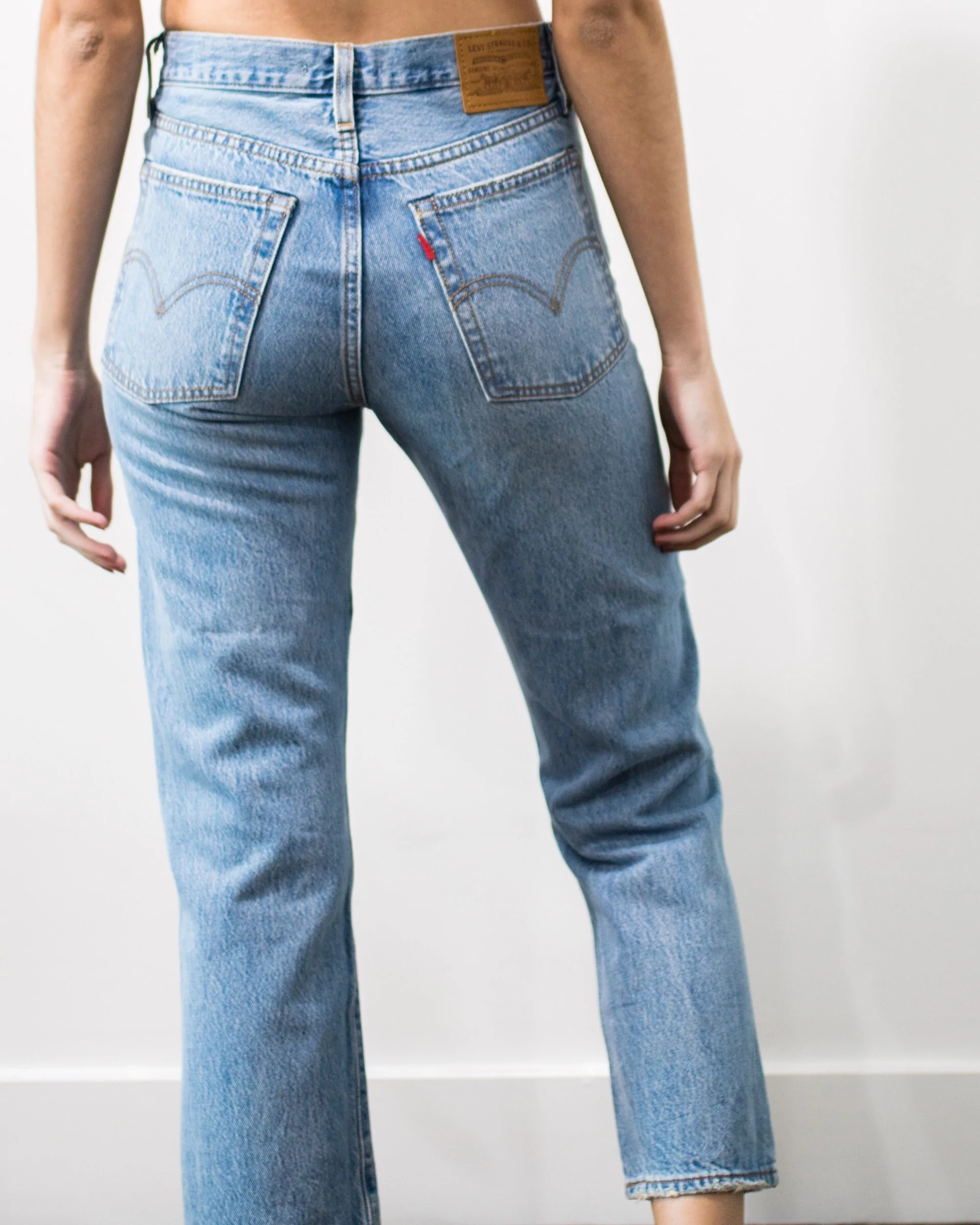 Jeans Levis Levis Wedgie Straight Authentically Yours