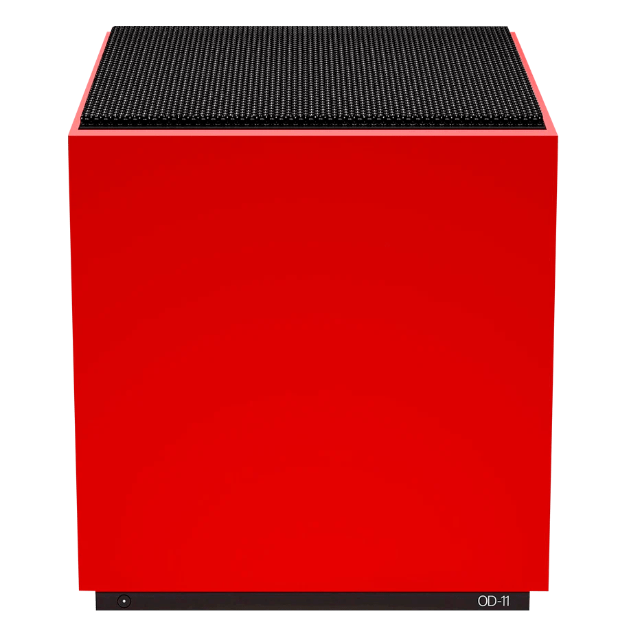 Möbel Carlsson Od 11 Speaker Red