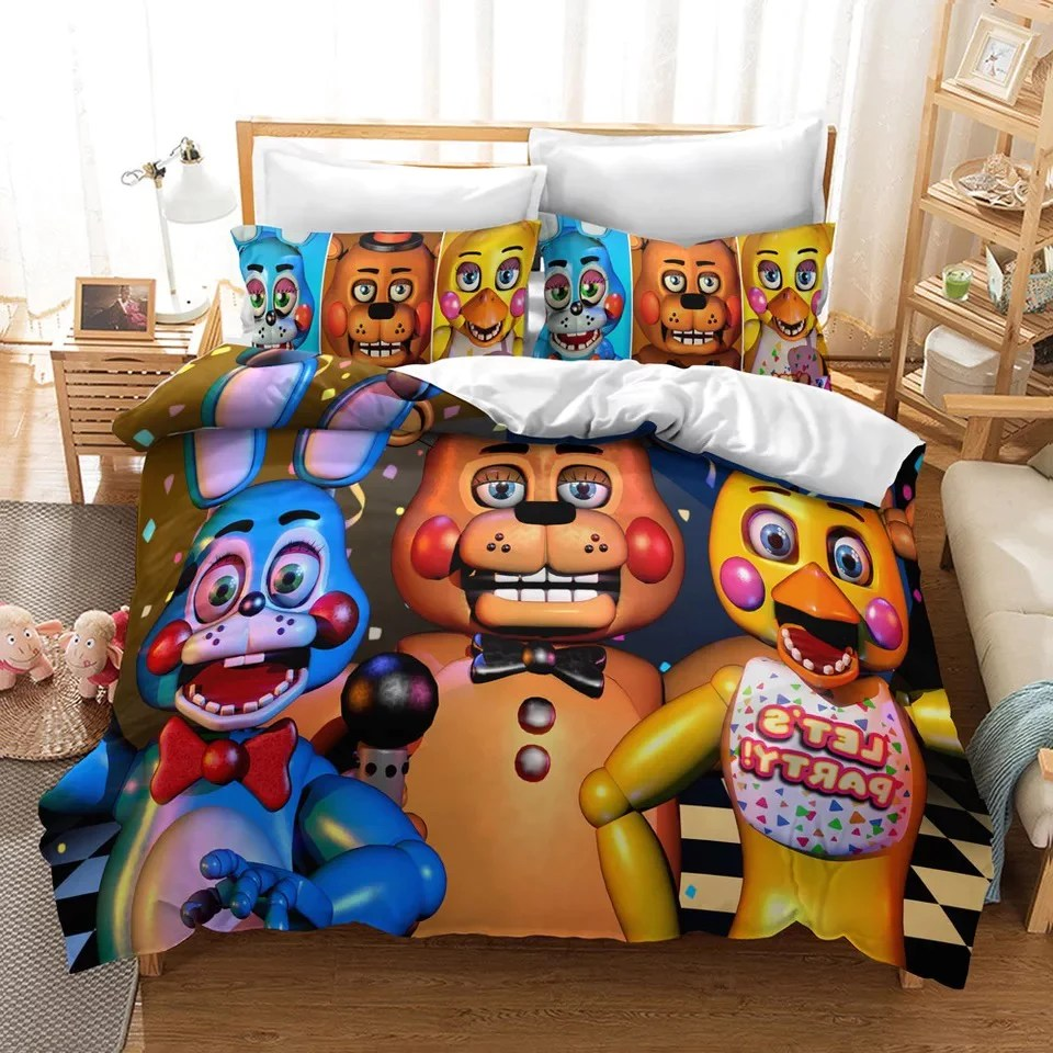 5 Nights At Freddys 1 Personalised Pillow Case