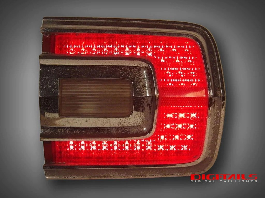 1970 El Camino Led Tail Lights 1968 Plymouth Road Runner Gtx Satellite Sequential Led Tail Lights