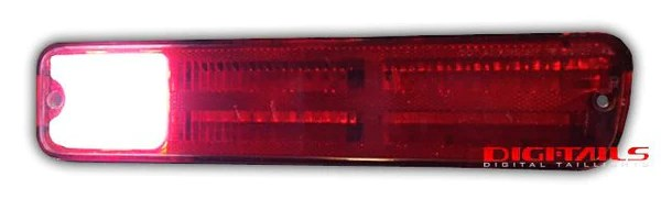 1978 1987 Chevy El Camino Sequential Led Tail Lights With - 1980 El Camino Led Tail Lights