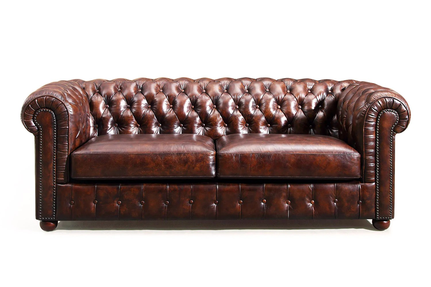 Canapés Chesterfield Canapé Chesterfield Original | Rose & Moore