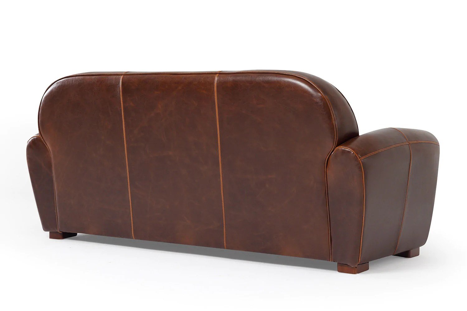Canape Club Cuir Marron Canape Cuir Marron Ikea