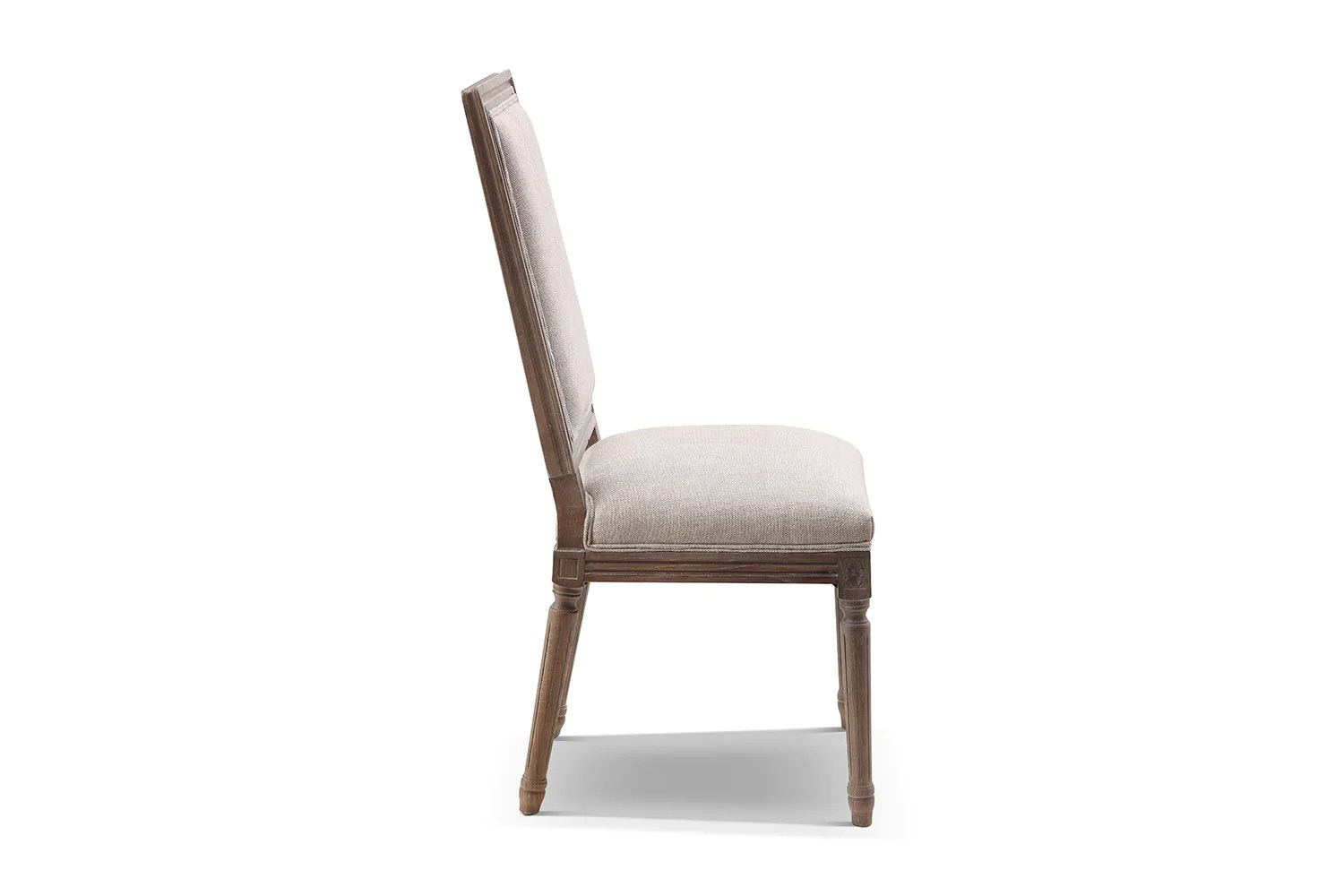 Chaise Style Louis 16 Chaise Louis Xvi Rectangulaire Rose Moore