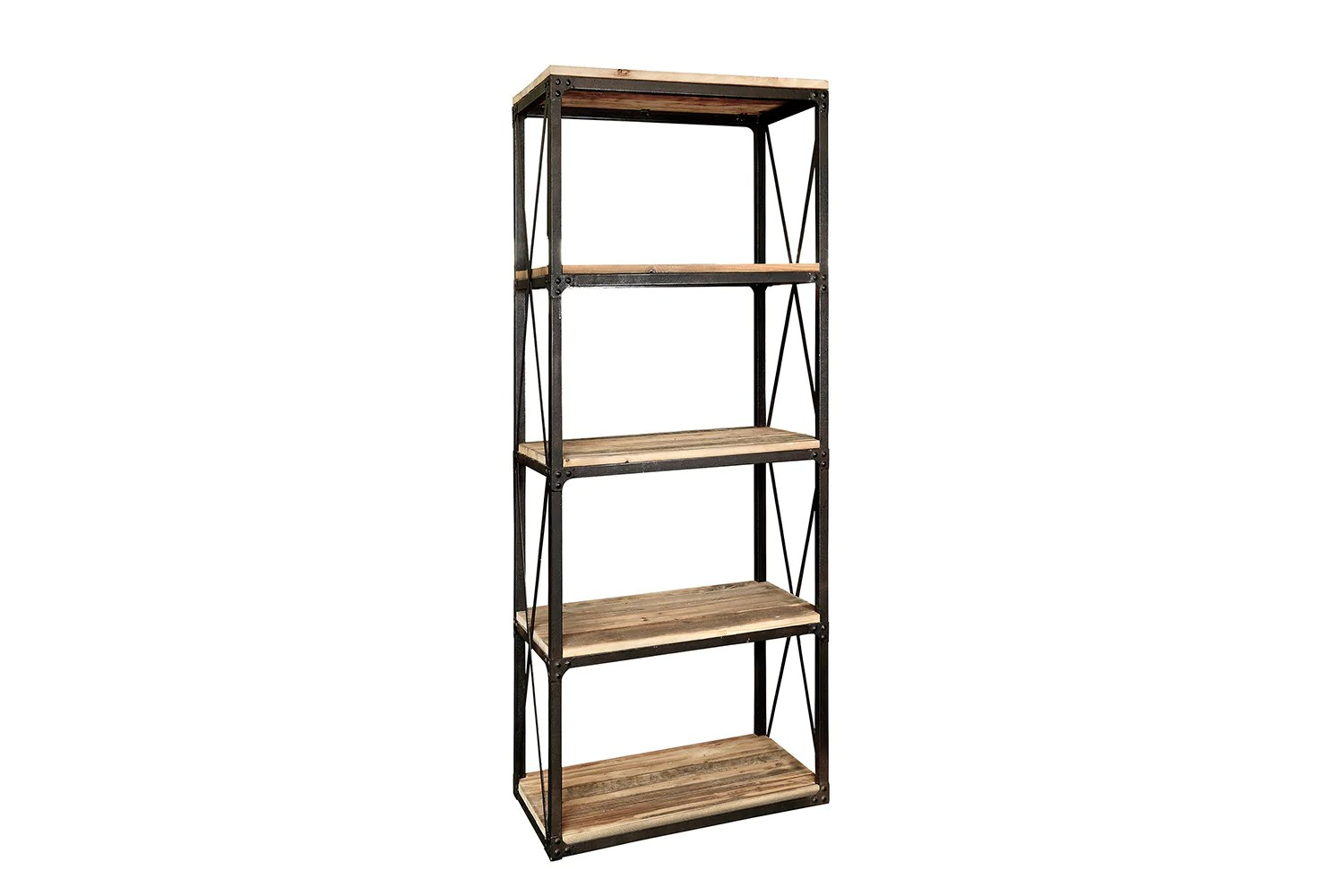 Sellette Design Verre Etagere Industrielle